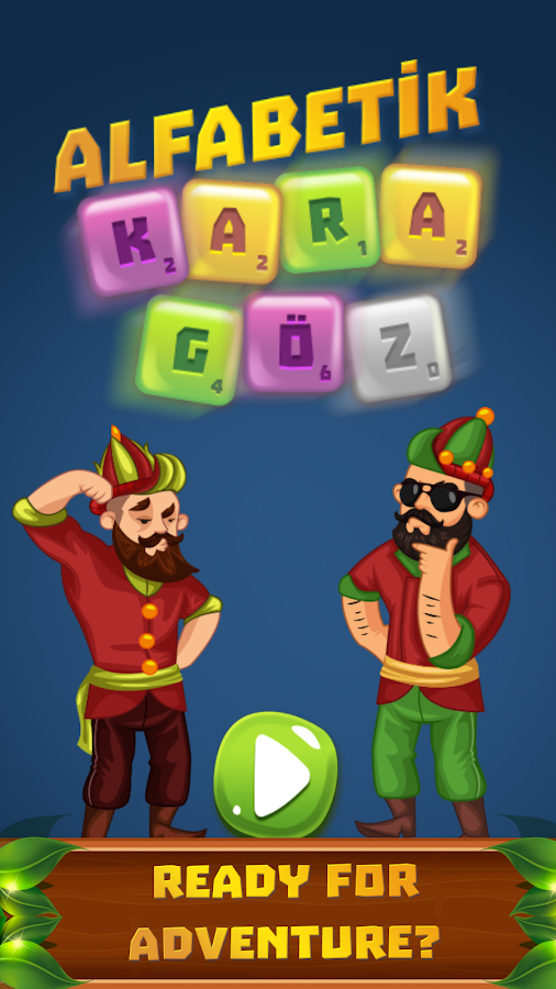 Alphabet Karagoz Word Game- screenshot