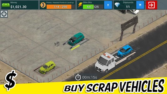 Junkyard Tycoon 1 0 31 (Mod Money) APK for Android