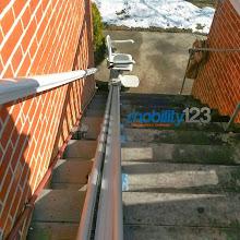 Photo: Church Stair Lift | Atlantic County
