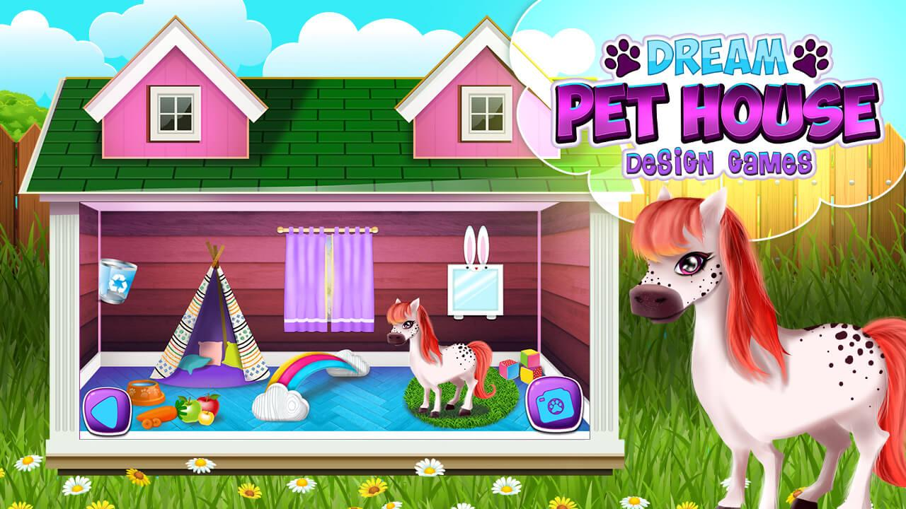 Dream Pet House Design Games - Android Apps on Google Play