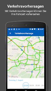 INRIX Traffic Karten & GPS Screenshot