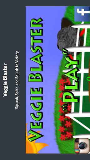 Veggie Blaster
