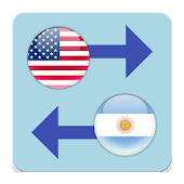 US Dollar to Argentine Peso