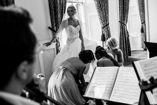 Wedding photographer Ricky Baillie (baillie). Photo of 09.08.2017
