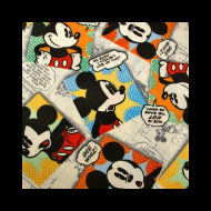 Photo: *Comic Mickey Mouse* *hard to find fabric