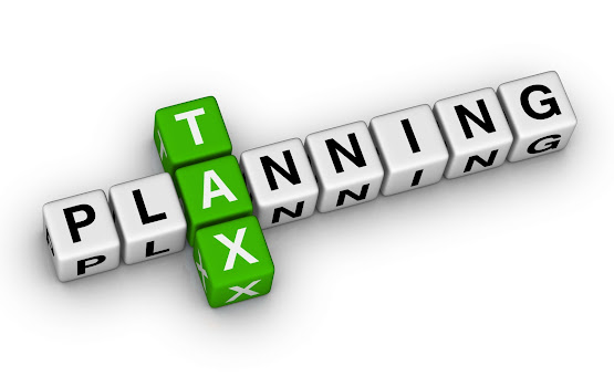 Tax planning on blocks