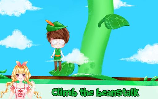 Jack & the Beanstalk, Bedtime Story Fairytale 1.01.0 screenshots 2