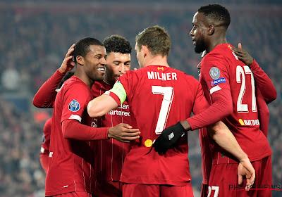 Le record des Reds les qualifie (déjà) pour la prochaine Champions League