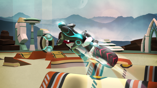 Gravity Rider - Moto-cross - Jeu de course de moto  code Triche 1
