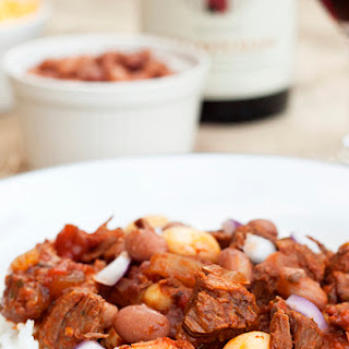 Hearty Slow Cooked Chunky Chilli