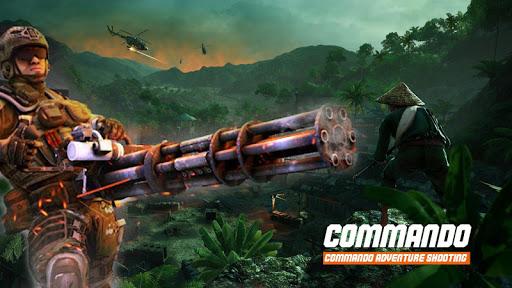 Army Commando Survival Attack  captures d'écran 1