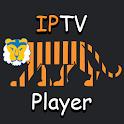 IPTV Tigerkanaler Player icon