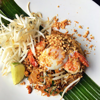 Easy Pad Thai with a Surprising Twist