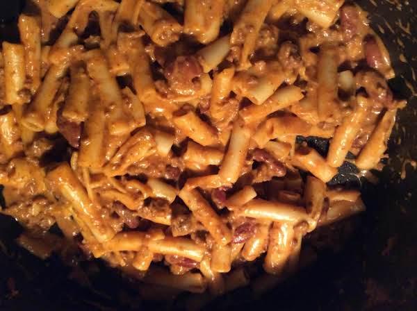 Chorizo Chili Macc Recipe
