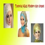 Tutorial Hijab Modern Icon