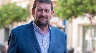 Martin Gerez es portavoz del Partido Socialista en Vera.