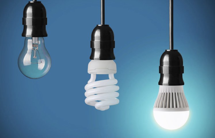 Fluorescent light bulb CFL Cocoweb