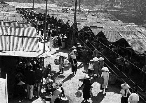 Chợ Đà Lạt qua các tư liệu Lịch sử hình thành