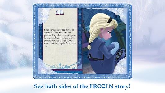 Frozen Storybook Deluxe v1.0