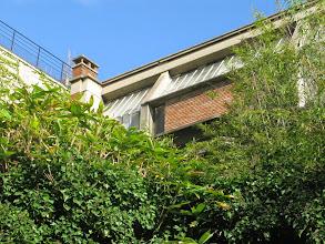 Photo: L'atelier à l'étage supérieur de la maison de Georges Braque