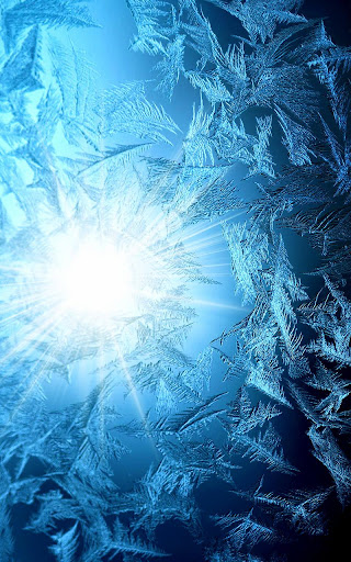 冷凍グラスライブ壁紙