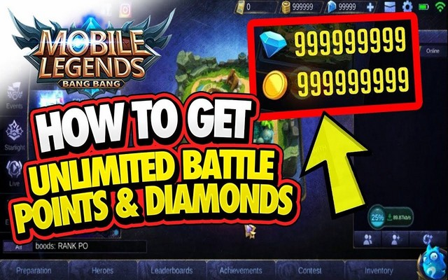Mobile Legends Diamond Hack 2021