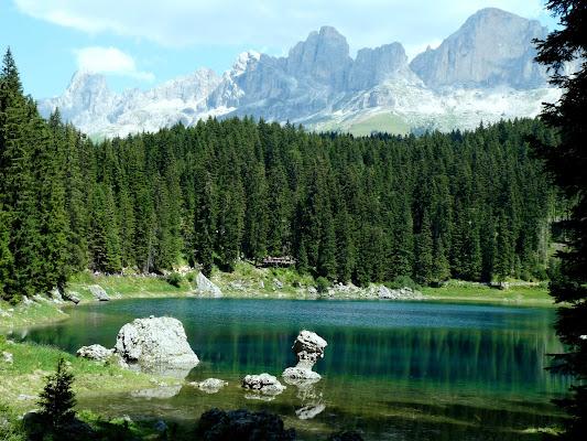 Lago di Carezza... di alansa