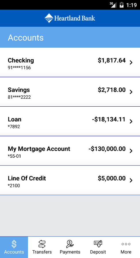 Heartland Bank (NE)- screenshot