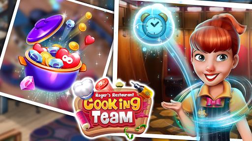 Cooking Team - Chef's Roger Restaurant Games 4.3 screenshots 5