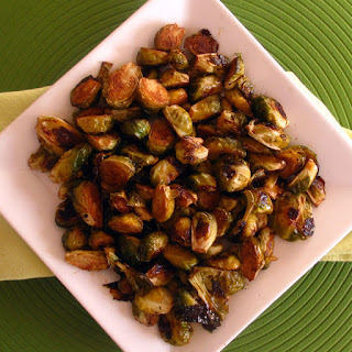 Brussel Sprouts With Balsamic Vinegar Olive Oil Recipes