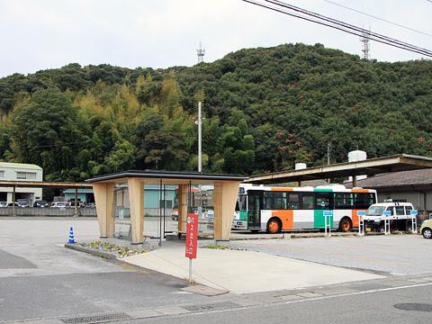 とさでん交通 長浜バス停_01