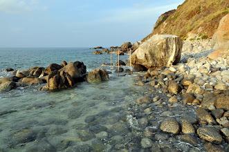 Photo: Spiaggia rocciosa,Zambrone (vv).