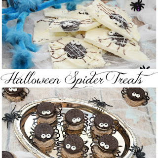 Halloween Spider Treats