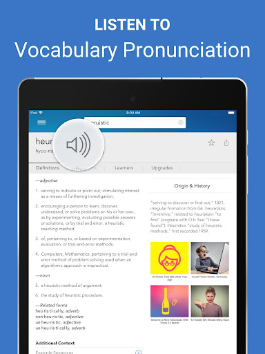 Dictionary.com screenshot 14