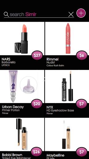 Simlr - Save on Cosmetics screenshot