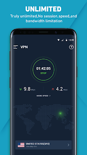 Free VPN –  A Secure,Unlimited,Fast,Free VPN Proxy App Download For Android 3