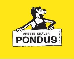 Pondusfoder