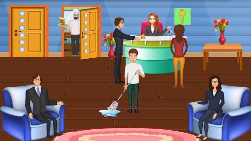 Virtual Hotel Tycoon Manager: Luxury House 1.0.4 Mod screenshots 3