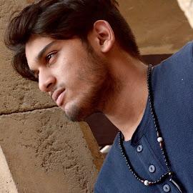 by Nadeem M Siddiqui - People Portraits of Men