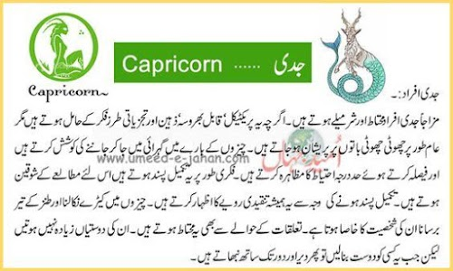 Daily Horoscope In Urdu screenshot 2