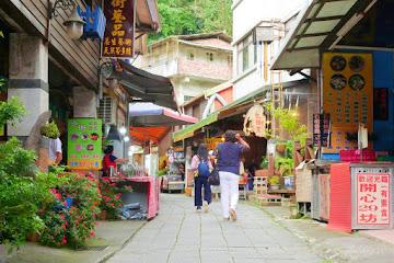 洗水坑豆腐街(清安豆腐老街)