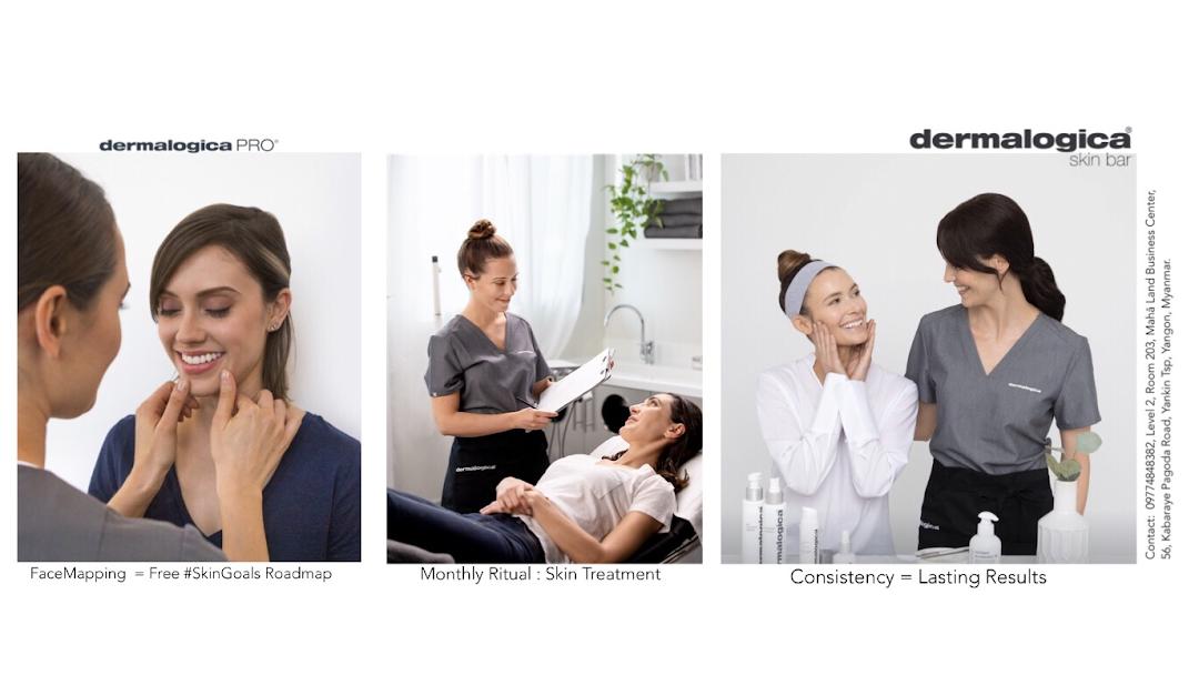 Dermalogica Myanmar - Dermalogica Skincare Brand (Nationwide