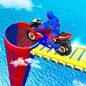 Bike Stunt Race - Moto Bike Games Racing Free 2021 icon