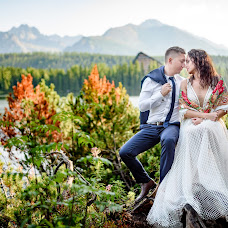 Wedding photographer Piotr Palak (palak). Photo of 19.10.2019