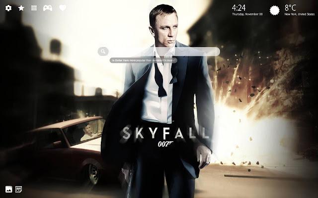 James Bond 007 Wallpaper HD