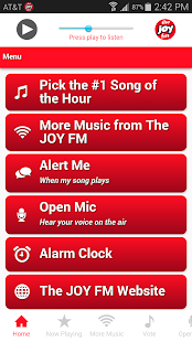 The JOY FM Florida- screenshot thumbnail