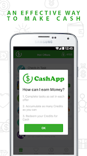 CashApp - Cash Rewards App Screenshot