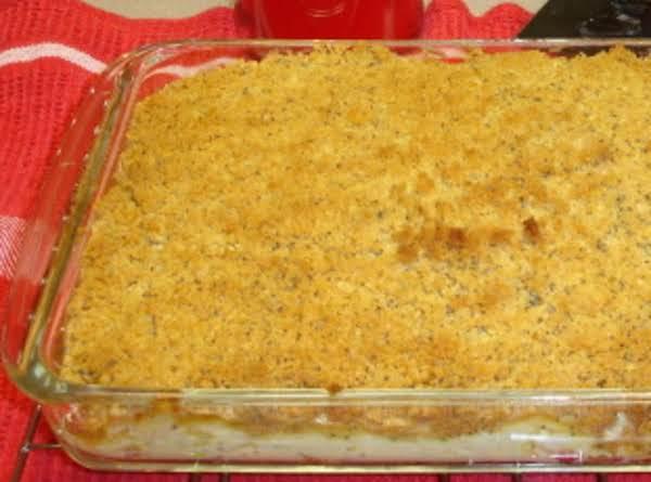 Chicken Poppyseed Recipe