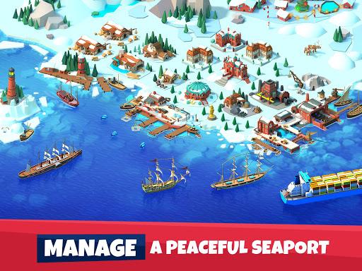Seaport - Explore, Collect & Trade 1.0.58 screenshots 1