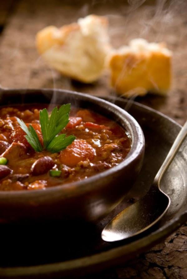 Red, White & Habanero Chili Recipe